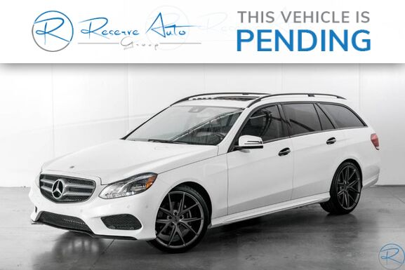 2016_Mercedes-Benz_E-Class_E350 Wagon 4-Matic Sport Premium Pkg Lane Tracking_ The Colony TX
