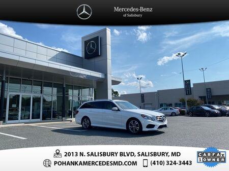 2016_Mercedes-Benz_E-Class_Wagon ** NAVI ** One Owner ** 4MATIC®_ Salisbury MD