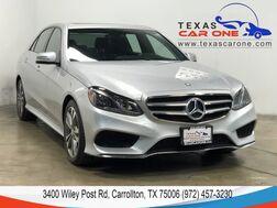 2016_Mercedes-Benz_E350_SPORT PREMIUM 1 PKG NAVIGATION HARMAN KARDON SOUND SUNROOF LEATHER REAR CAMERA_ Carrollton TX