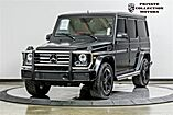 2016 Mercedes-Benz G 550 G-Class Two Owner Designo Costa Mesa CA
