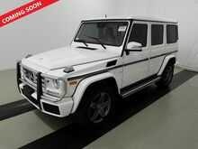 2016_Mercedes-Benz_G_550 SUV_ Portland OR