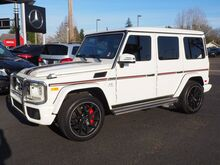 2016_Mercedes-Benz_G_AMG® 65 SUV_ Salem OR