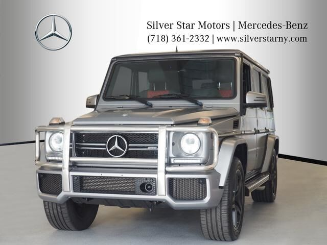 2016 Mercedes-Benz G-Class AMG® 63 SUV Long Island City NY