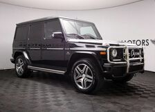 2016_Mercedes-Benz_G-Class_AMG G 63 Designo,Navigation,Blind Spot,Camera_ Houston TX