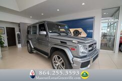 2016_Mercedes-Benz_G-Class_AMG G 63_ Greenville SC
