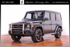 2016_Mercedes-Benz_G-Class_AMG G63_ Northbrook IL