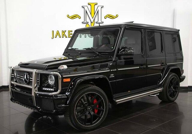 2016 Mercedes-Benz G-Class AMG G65 V12 BI-TURBO ($218,825 MSRP) *SAVE $100,000 OFF NEW* San Diego CA