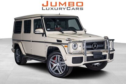 2016_Mercedes-Benz_G-Class_Base_ Hollywood FL