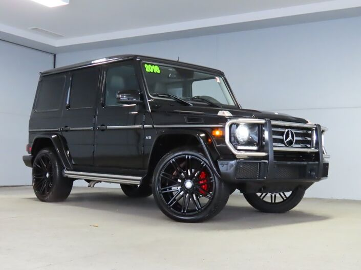 2016 Mercedes-Benz G-Class G 550 Merriam KS