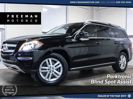 2016_Mercedes-Benz_GL 350_4MATIC BlueTEC Parktronic Lighting Pkg_ Portland OR