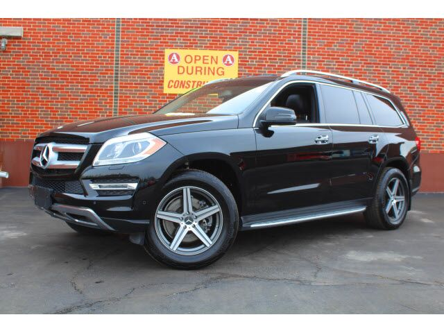 2016 Mercedes-Benz GL 350 4MATIC® Diesel SUV Merriam KS