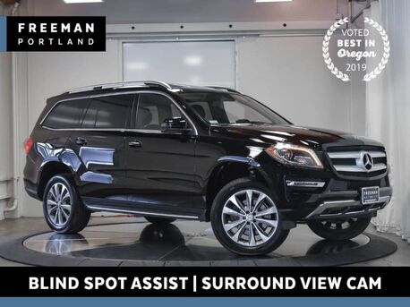 2016_Mercedes-Benz_GL 350_BlueTEC 4MATIC Keyless Go Blind Spot Asst 360 Cam_ Portland OR