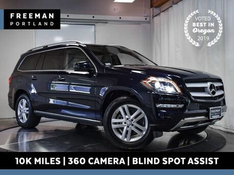 2016_Mercedes-Benz_GL 450_4MATIC 3rd Row 10k Mi Keyless Go 360 Cam_ Portland OR