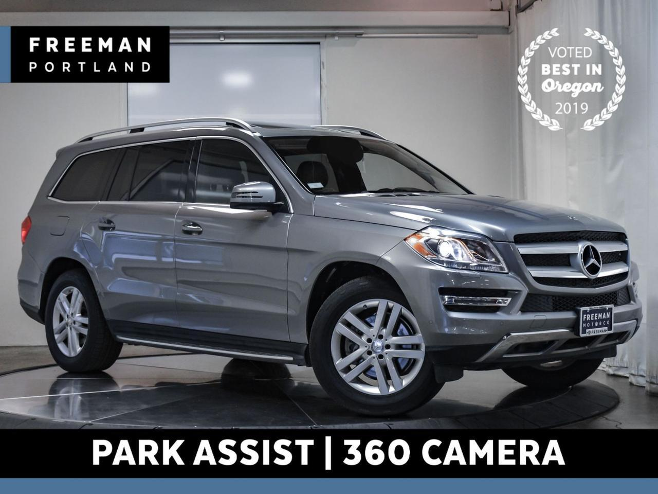 2016 Mercedes-Benz GL 450 4MATIC 3rd Row Keyless Go Surround View Camera