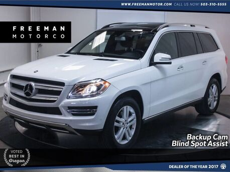 2016_Mercedes-Benz_GL 450_4MATIC Back-Up Cam Blind Spot Assist Pano Roof_ Portland OR