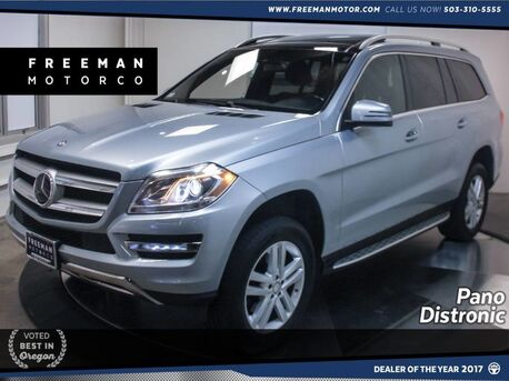 2016_Mercedes-Benz_GL 450_4MATIC Distronic Cruise Blind Spot Assist_ Portland OR