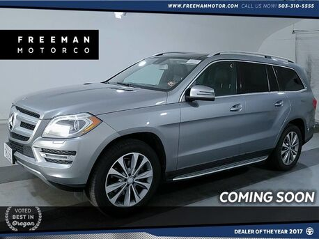 2016_Mercedes-Benz_GL 450_4MATIC Keyless-Go Pano Roof Surround View Camera_ Portland OR