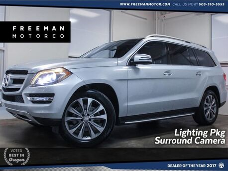 2016_Mercedes-Benz_GL 450_4MATIC Pano Parktronic Surround Camera Tow_ Portland OR