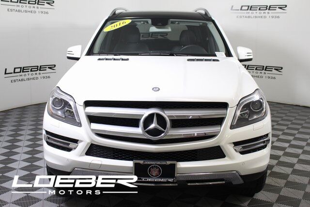 2016 Mercedes-Benz GL 450 4MATIC® SUV Chicago IL