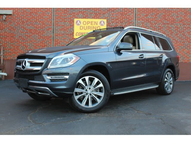 2016 Mercedes-Benz GL 450 4MATIC® SUV