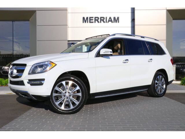2016 Mercedes-Benz GL 450 4MATIC® SUV Merriam KS
