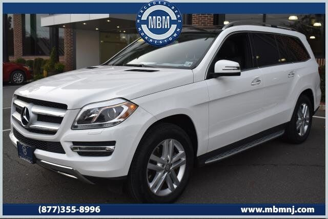 2016 Mercedes-Benz GL 450 4MATIC® SUV Morristown NJ