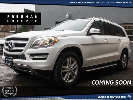 2016_Mercedes-Benz_GL 450_4MATIC Surround Camera Lane Keep/Blind Spot Assist_ Portland OR