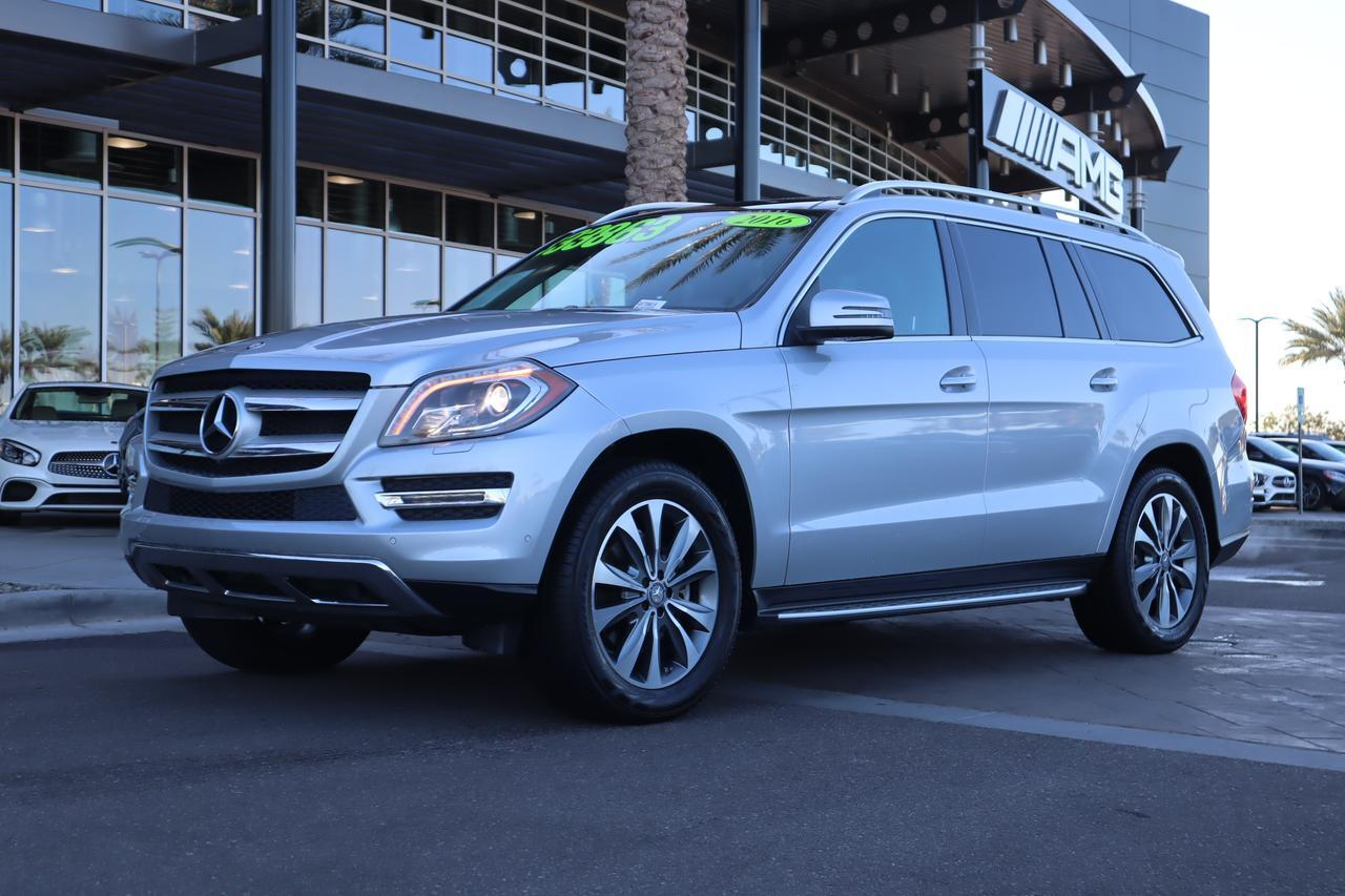 2016 Mercedes-Benz GL 450 4MATIC® SUV Gilbert AZ