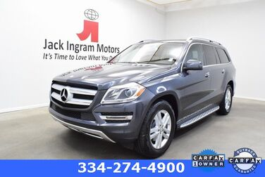 2016 Mercedes-Benz GL 4MATIC® 4dr 450