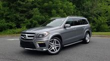 2016_Mercedes-Benz_GL_550 4MATIC / NAV / SUNROOF / CAMERA / 3ROWS_ Charlotte NC