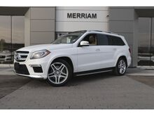 2016_Mercedes-Benz_GL_550 4MATIC® SUV_ Kansas City KS