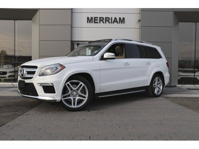 2016 Mercedes-Benz GL 550 4MATIC® SUV Merriam KS