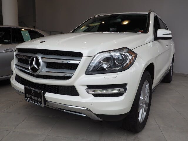 2016 Mercedes-Benz GL-Class 450 4MATIC® SUV Long Island City NY