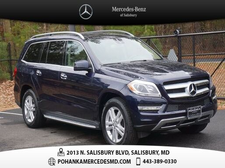 2016_Mercedes-Benz_GL-Class_GL 350 BlueTEC®_ Salisbury MD