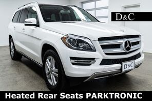 2016_Mercedes-Benz_GL-Class_GL 450 4MATIC Heated Rear Seats PARKTRONIC_ Portland OR