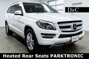 2016 Mercedes-Benz GL-Class GL 450 4MATIC Heated Rear Seats PARKTRONIC