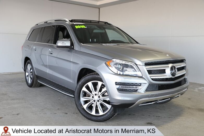 2016 Mercedes-Benz GL-Class GL 450 Merriam KS