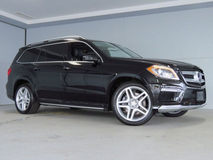 2016 Mercedes-Benz GL-Class GL 550 Merriam KS