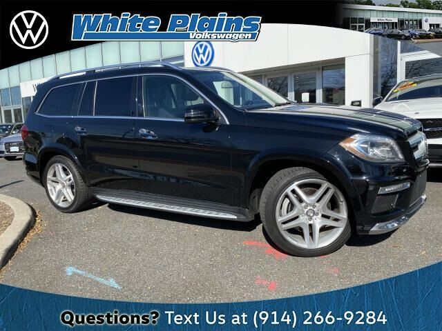 2016 Mercedes-Benz GL-Class GL 550 White Plains NY