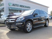 2016_Mercedes-Benz_GL-Class_GL450 4MATIC*3RD ROW SEAT,BACKUP CAM,BLUETOOTH CONNECT,NAVIGATION,KEYLESS ENTRY/START!_ Plano TX
