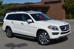 2016_Mercedes-Benz_GL_GL 450/AWD/New Tires/Rear DVD/Appearance Pkg/Blind Spot Monitor/Lane Departure Warning/Keyless Go/Heated&Cooled Leather/Pwr Fold 3rd Row/Bluetooth Audio_ Nashville TN