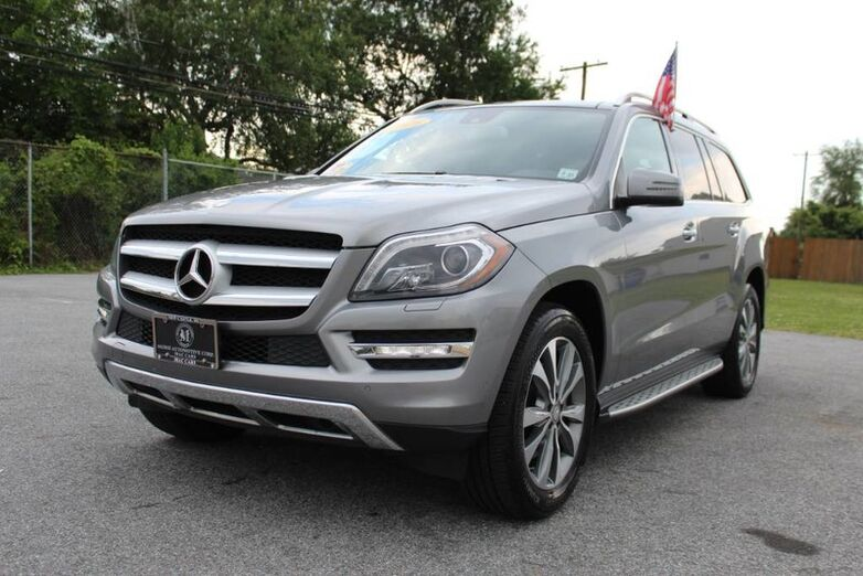 2016 Mercedes-Benz GL GL 450 New Castle DE