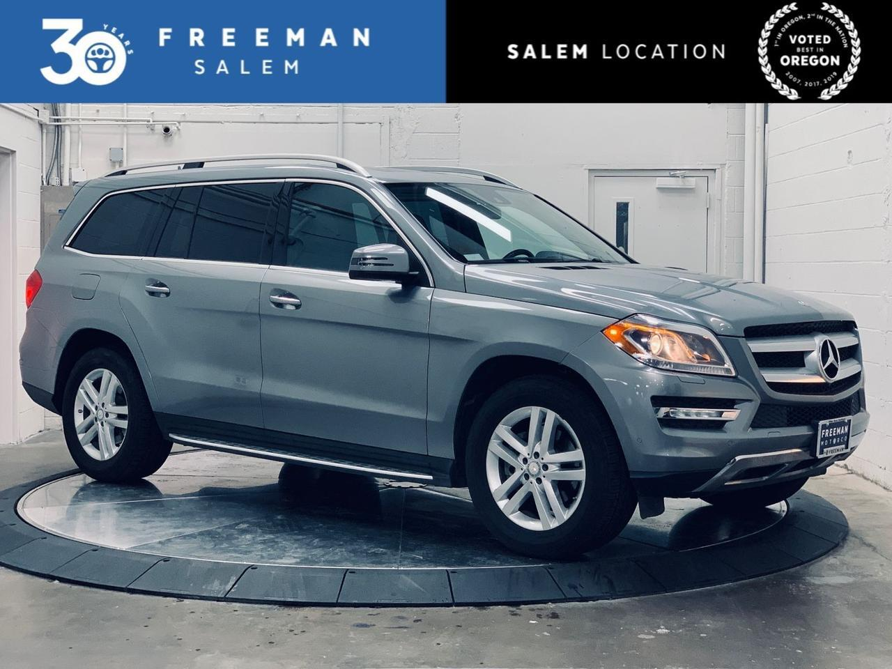 2016 Mercedes-Benz GL GL 450 Salem OR