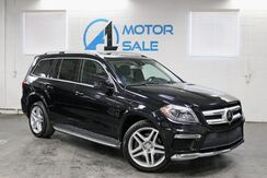 2016_Mercedes-Benz_GL_GL 550 4Matic 1 Owner Rear TV's_ Schaumburg IL