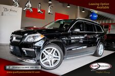 2016 Mercedes-Benz GL GL 550 Panorama Roof, Driver Assist
