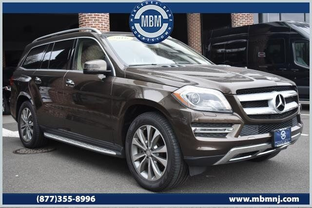 2016 Mercedes-Benz GL GL450 4MATIC® SUV Morristown NJ