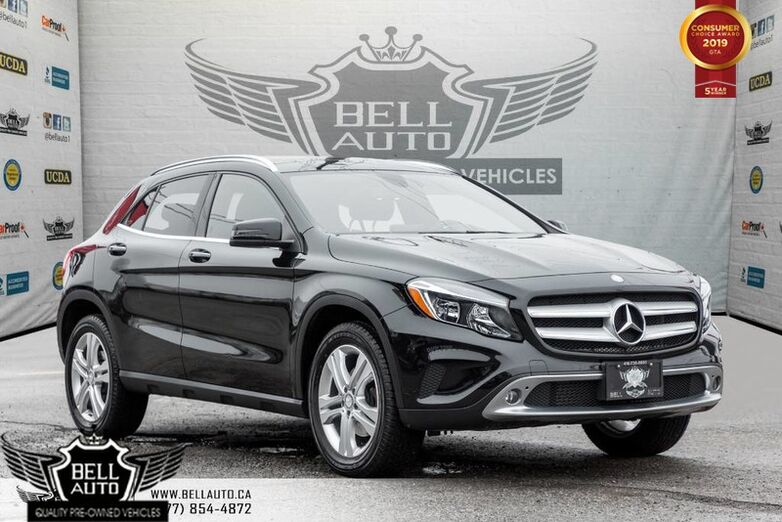 2016 Mercedes-Benz GLA- Class GLA 250, NAVI, BACK-UP CAM, PUSH START, PANO ROOF, BLIND SPOT Toronto ON