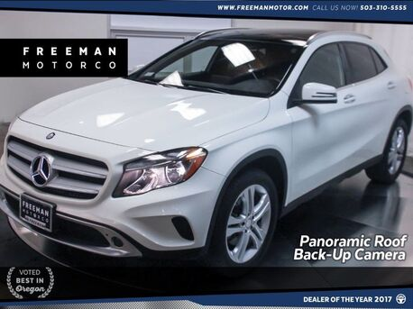 2016_Mercedes-Benz_GLA 250_4MATIC Keyless Go Heated Seats Pano Nav_ Portland OR