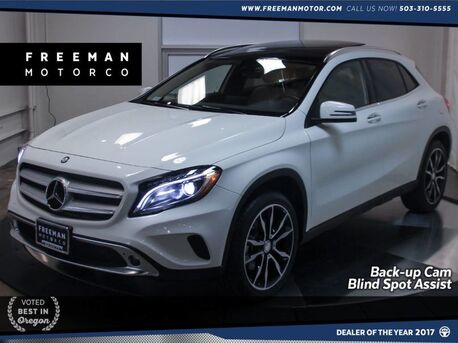 2016_Mercedes-Benz_GLA 250_4MATIC Pano Heated Seats Back-Up Cam_ Portland OR