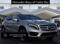 2016 Mercedes-Benz GLA 250 4MATIC® SUV